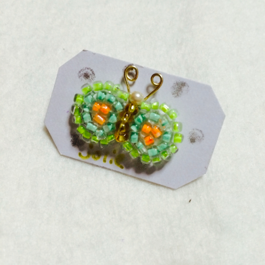 butterfly pierce ���5
