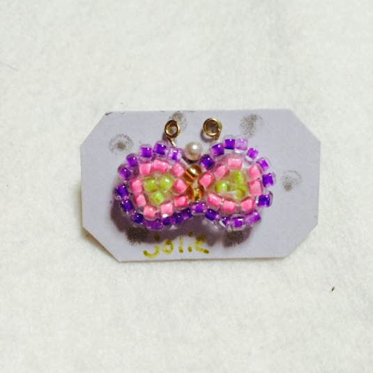 butterfly pierce №6