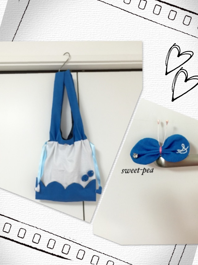 2way★空のバッグ
