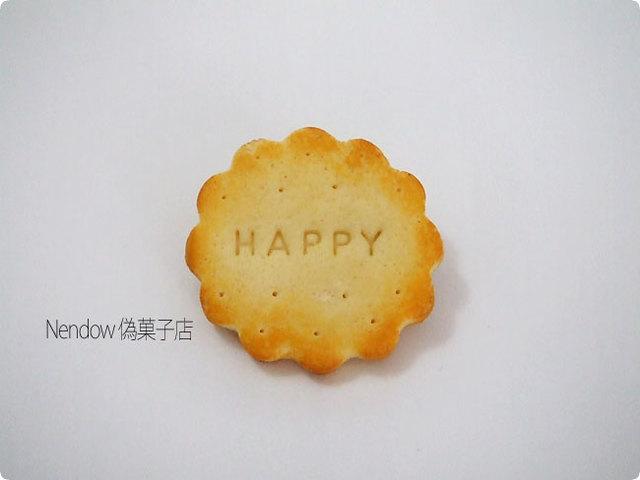 HAPPYクッキーブローチ