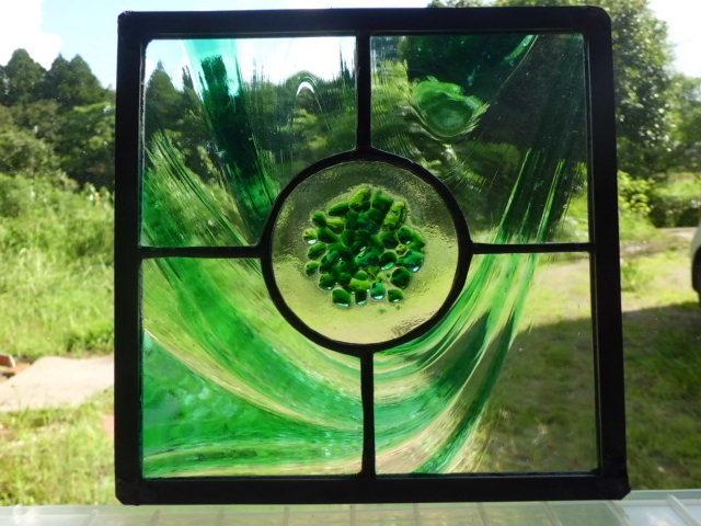 パネル(緑)