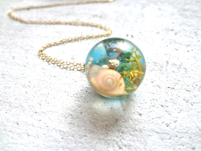Seascape Necklace OO