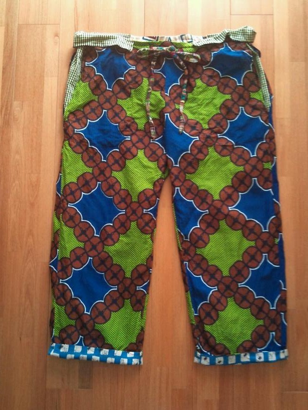 easy pants (pattern)