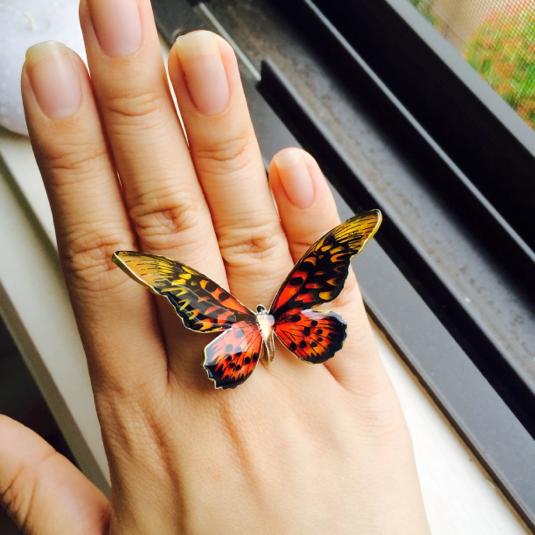 蝶々 パーツ