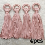 【tasl385】【4pct】long volume tassel