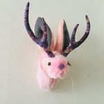 ANIMAL TROPHY Jackalope(M.size)