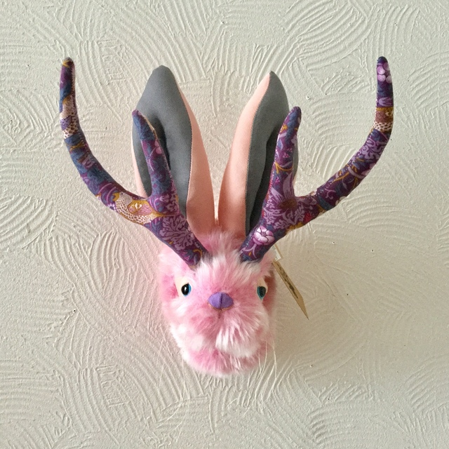 ANIMAL TROPHY Jackalope(S.size)