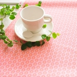 生地 Parfait Pink     -Oval Elements  -ART GALLERY FABRICS