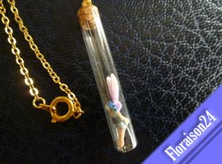 『小瓶の妖精』紫スタンド