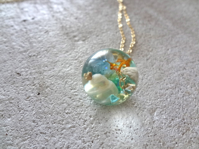 Seascape Necklace PP