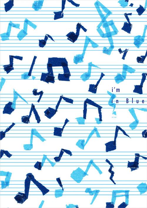 #1107:i'm in Blue / ブルーミュージック