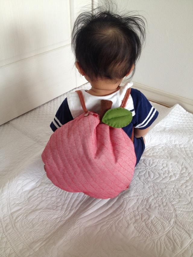 赤ちゃんリュック《姫りんご》