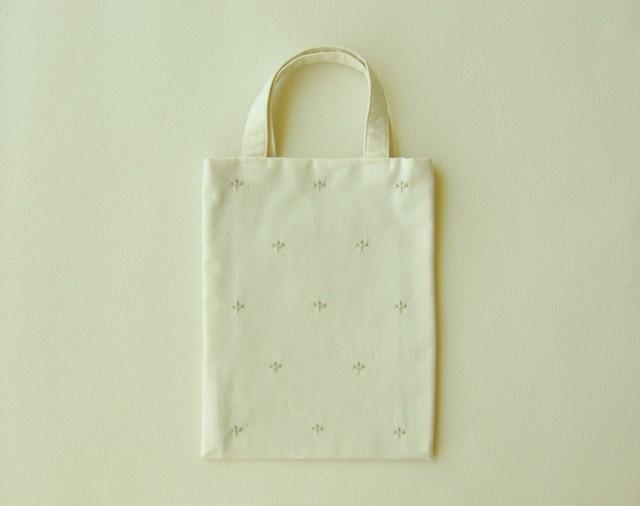 sale! 植物刺しゅうのミニバッグ