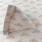 【WRAPPING PAPER】Mountain(4枚入り)