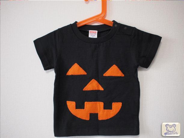 ハロウィンTシャツ/80サイズ