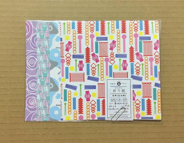 ハート 折り紙 折り紙 模様 : minne.com