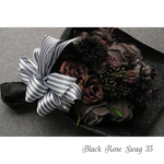 Black Rose Swag 35
