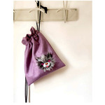 <New!>wool bag・purple