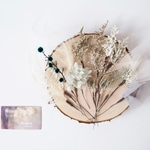 ✳︎New!✳︎思い出に残る Dry flower hair dress kit- Antique blue-