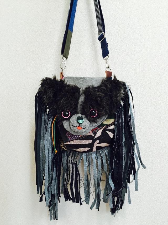 Shoulder bag of PAPIYON