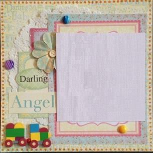 6インチ完成品「 Angel」