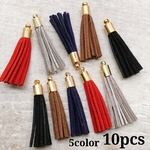 新商品割引♪18日(水)13時迄【350円→310円】【chmm3278tasl】  【5color 10pcs】 Fringe  Tassel Slim