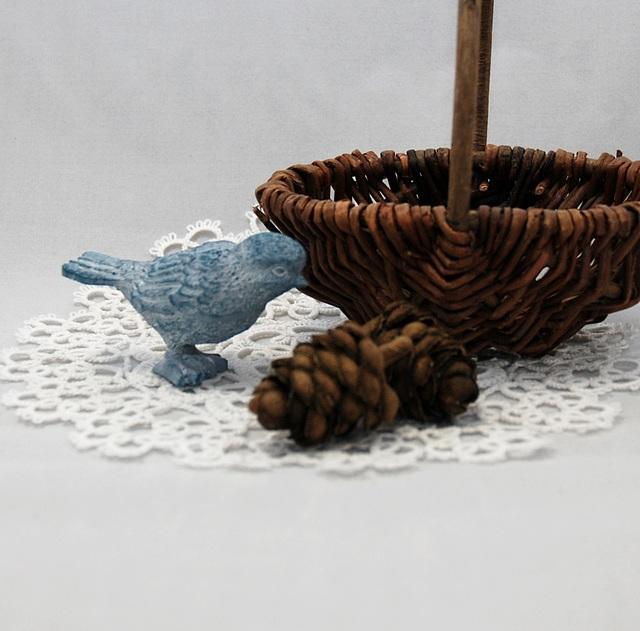 [留め具の選択可]Pine cones A