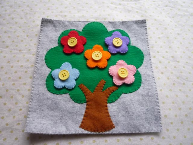 <再販6>お花の木