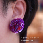 Purple flower Pierce