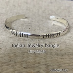 Indian Jewelry bangle SILVER950