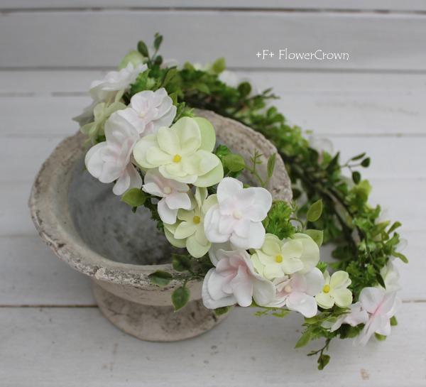 花かんむり +ホワイト+ #12#