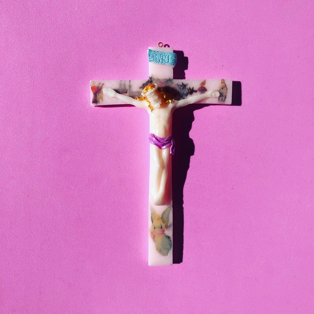 Christ cross 絵柄