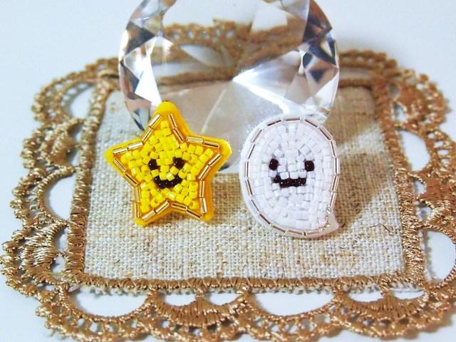 星とおばけ