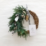 winter wreath*01