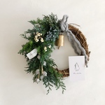 winter wreath*03