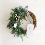 winter wreath*04