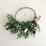 winter wreath*05