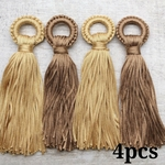 【tasl3419】【4pct】long volume tassel