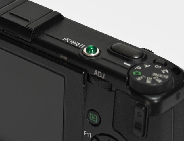 コンパクトデジカメ用電源ボタン・01-Ag