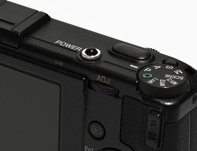 コンパクトデジカメ用電源ボタン・05-OX