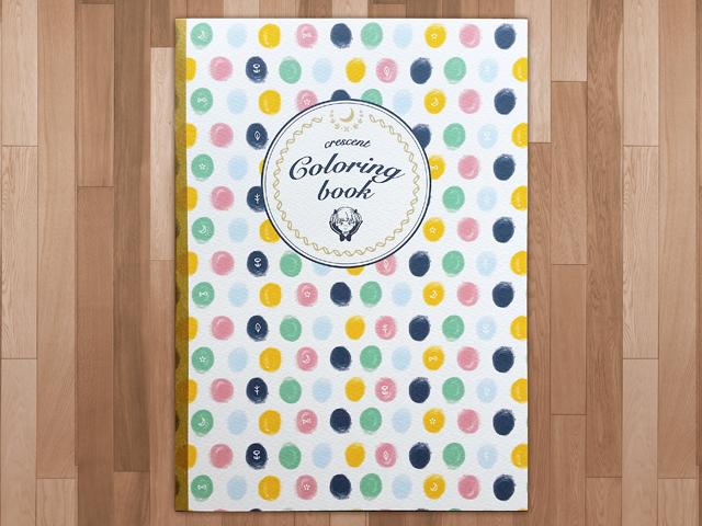 Crescent�ر� coloring book