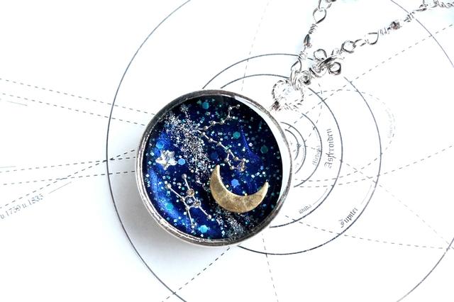 [tommy18さまご依頼品]・月舟銀河