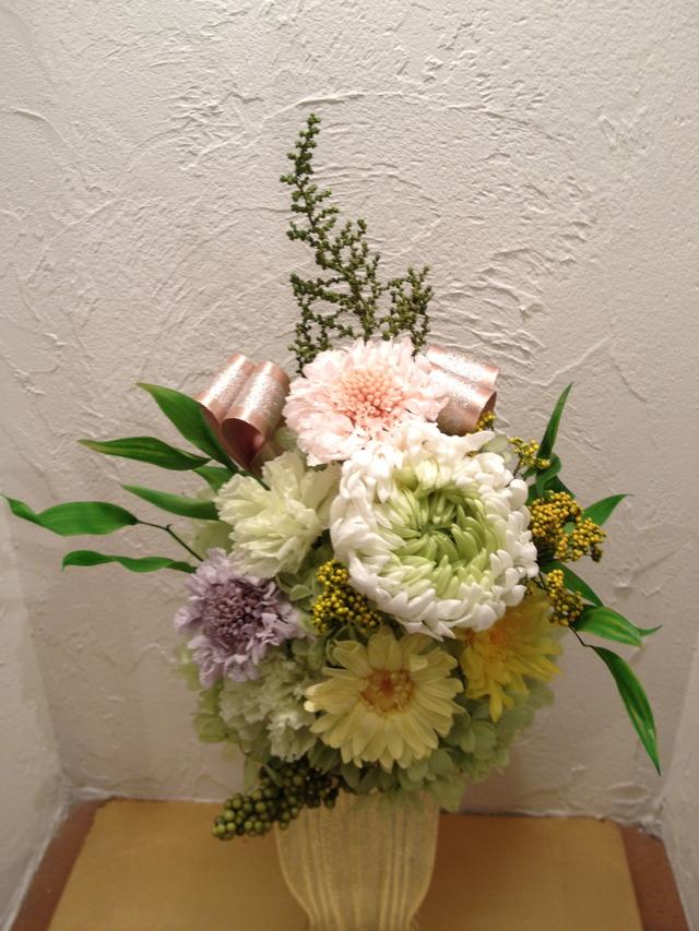 フューネラルフラワー(仏花・供花)?グリーンミルフィーユ