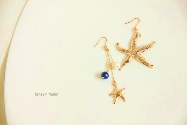 再販**star fish