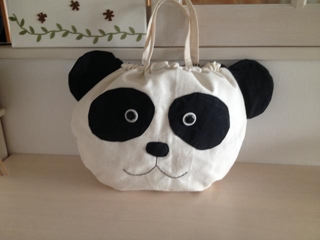 特大パンダさんバッグ《再発売♪》