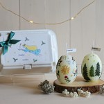 Christmas Coffret egg