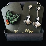 Christmas Coffret / Holly & Ornaments