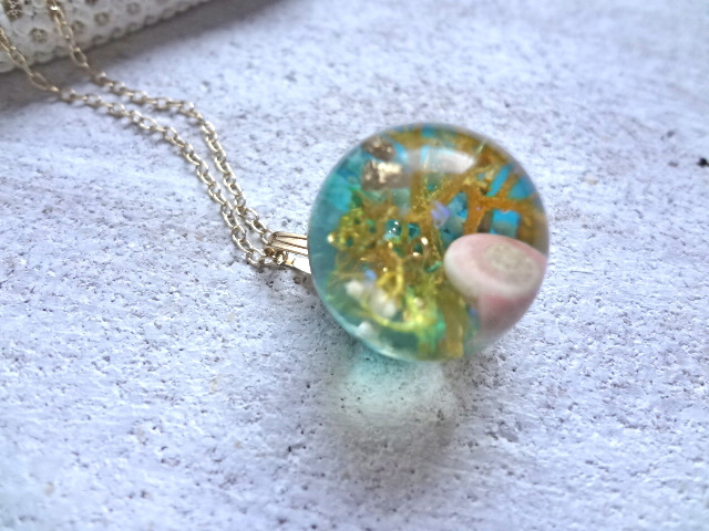 Seascape Necklace RR