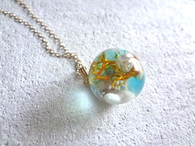 Seascape Necklace TT