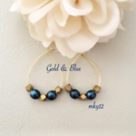 【再販】Matt Gold & Blue
